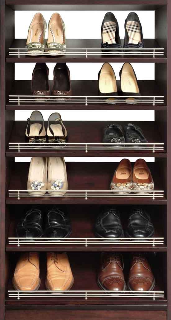 Closet Organizer Shoe Rack