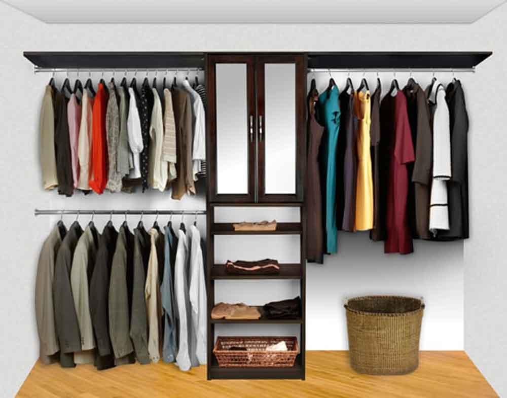 Closet System Pre-Config 2