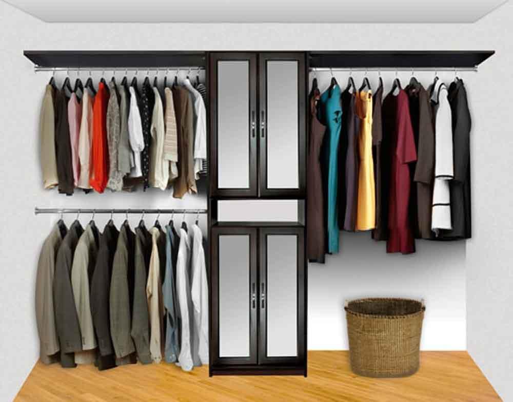 Closet System Pre-Config 5
