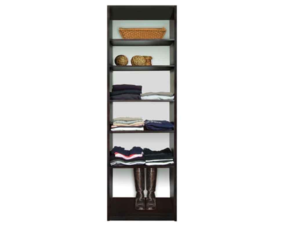 Closet System Pre-Config 7