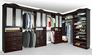 Closet Organizers Closet Systems Solidwoodclosets