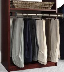 Charming Solid Wood Closets